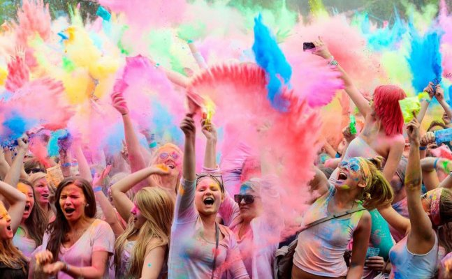 Holi 2018: Festivals around the world that starkly resemble Indian HOLI