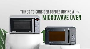 How to choose the best microwave oven for your home