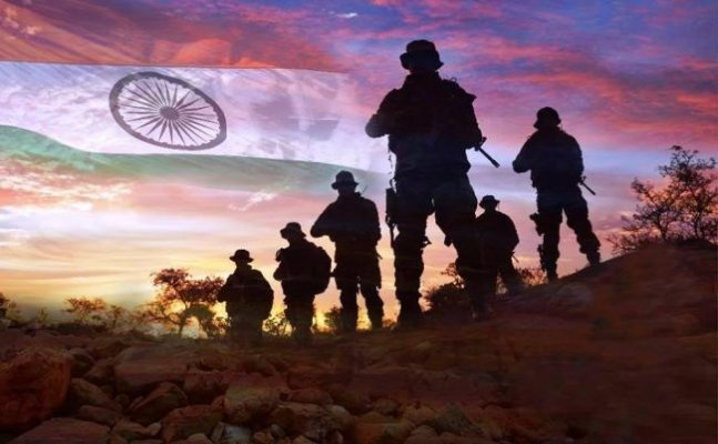 Army Day: A glimpse of the harsh and backbreaking life led by the men in oilve green