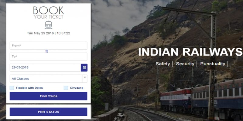 IRCTC website revamped: Search train without logging in to seat conformation probability, Check new features here