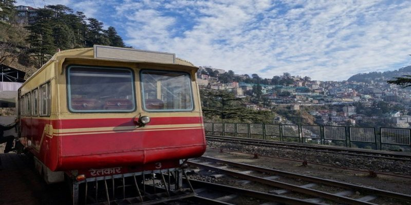 Kalka Shimla toy train, UNESCO recognized route ensuring amazing holidays