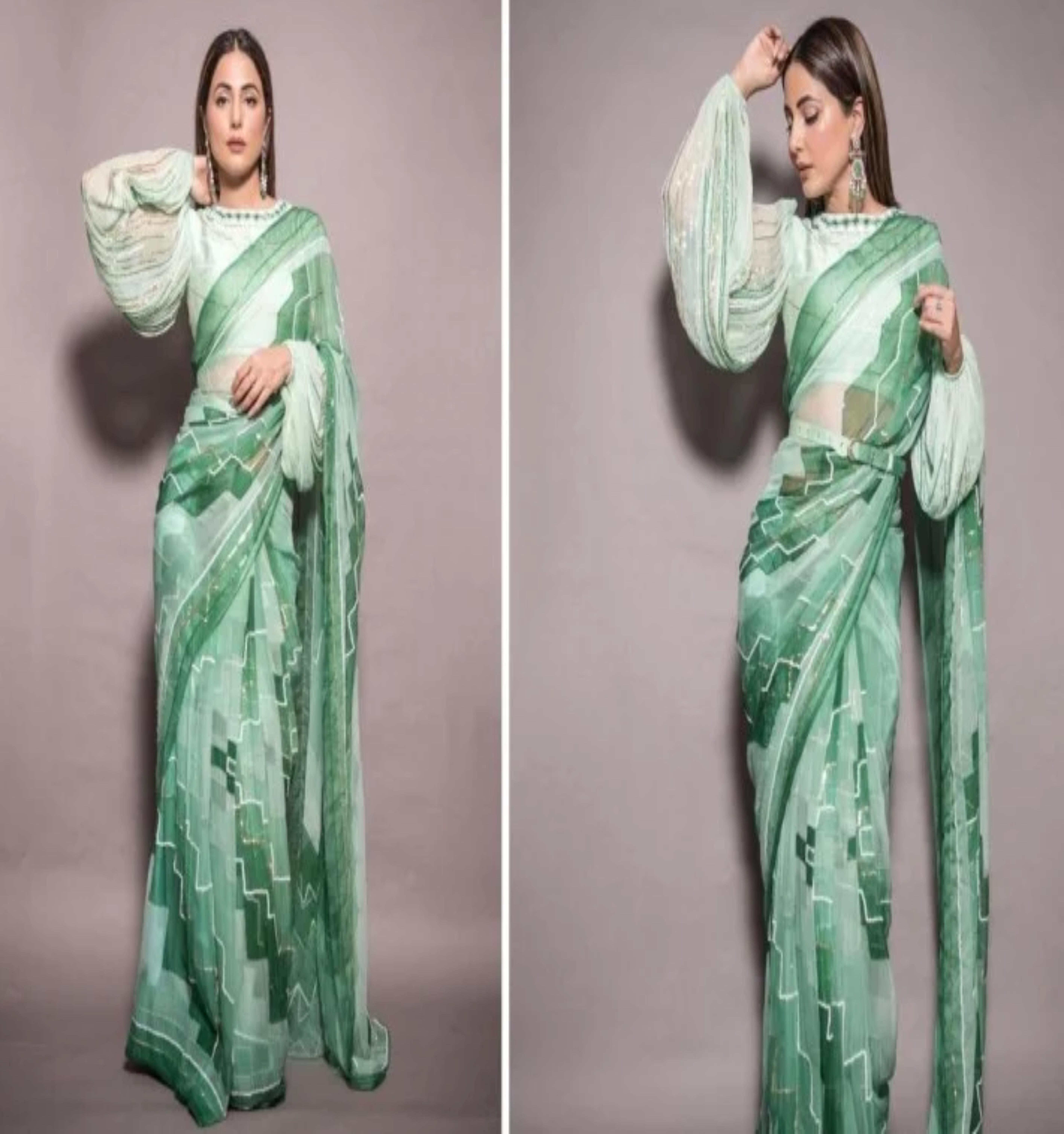 होली टिप्स: हिना खान की इस देसी लुक को होली पर अपनाएं, सबकी नज़र आप पर होगी