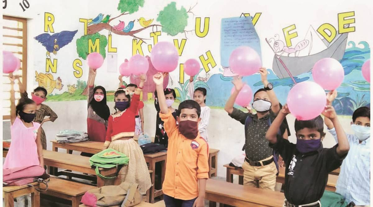 Lakshadweep: Over 11000 students return back to school, the only place in India with zero Covid-19 cases