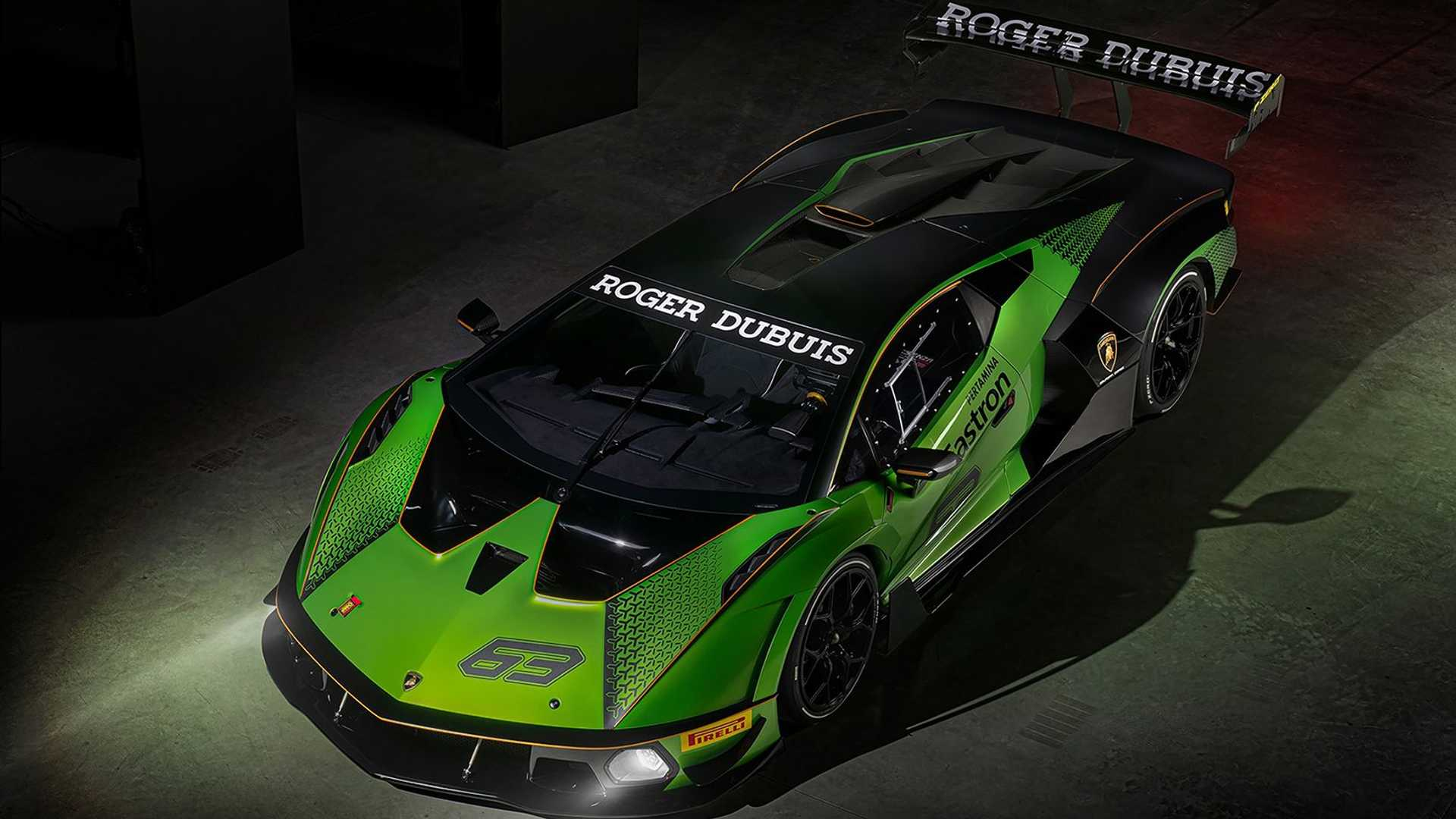 Lamborghini Essenza SCV12 revealed: Limited edition track-only hypercar