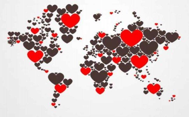 Valentine`s Day: Unique ways how the world celebrate love