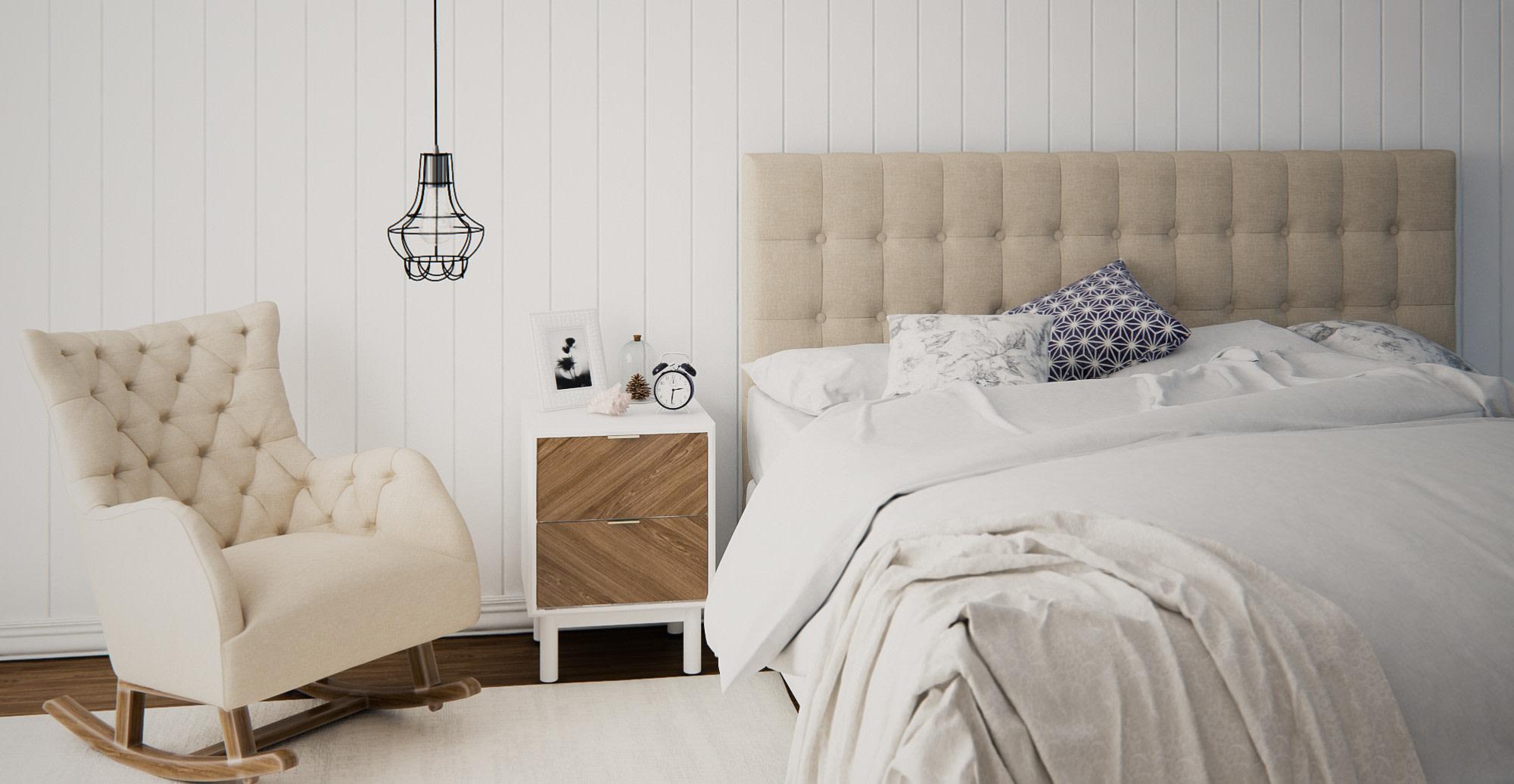 Tips to Arrange Furniture in Your Bedroom