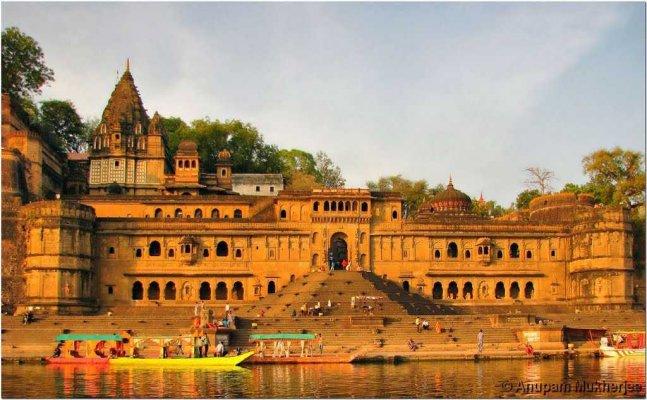 मध्य प्रदेश में महेश्वर: अहिल्या बाई होलकर की कुशल शासन कला , धार्मिकता और बुद्धिमत्ता का जीता जागता एक शहर