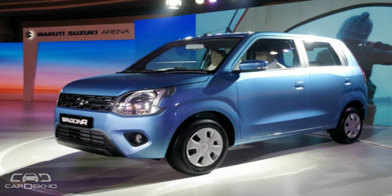 New Maruti Wagon R 2019 Accessories Revealed