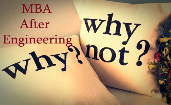Is doing MBA right after engineering a good career option?