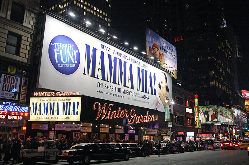 New York Broadway to remain shut for 2020