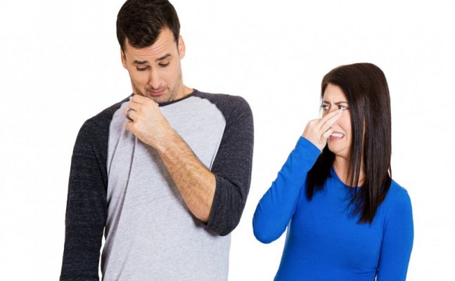 Battle body odour with these simple steps