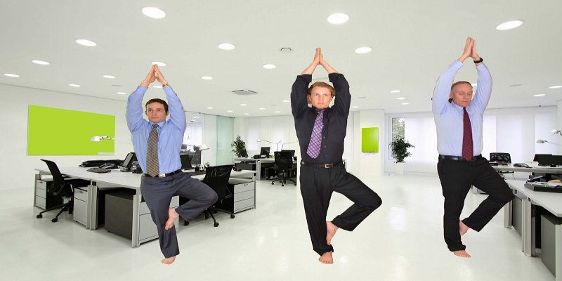 International Yoga Day 2018: Office is ruining your health? Well, Yoga is your rescue point