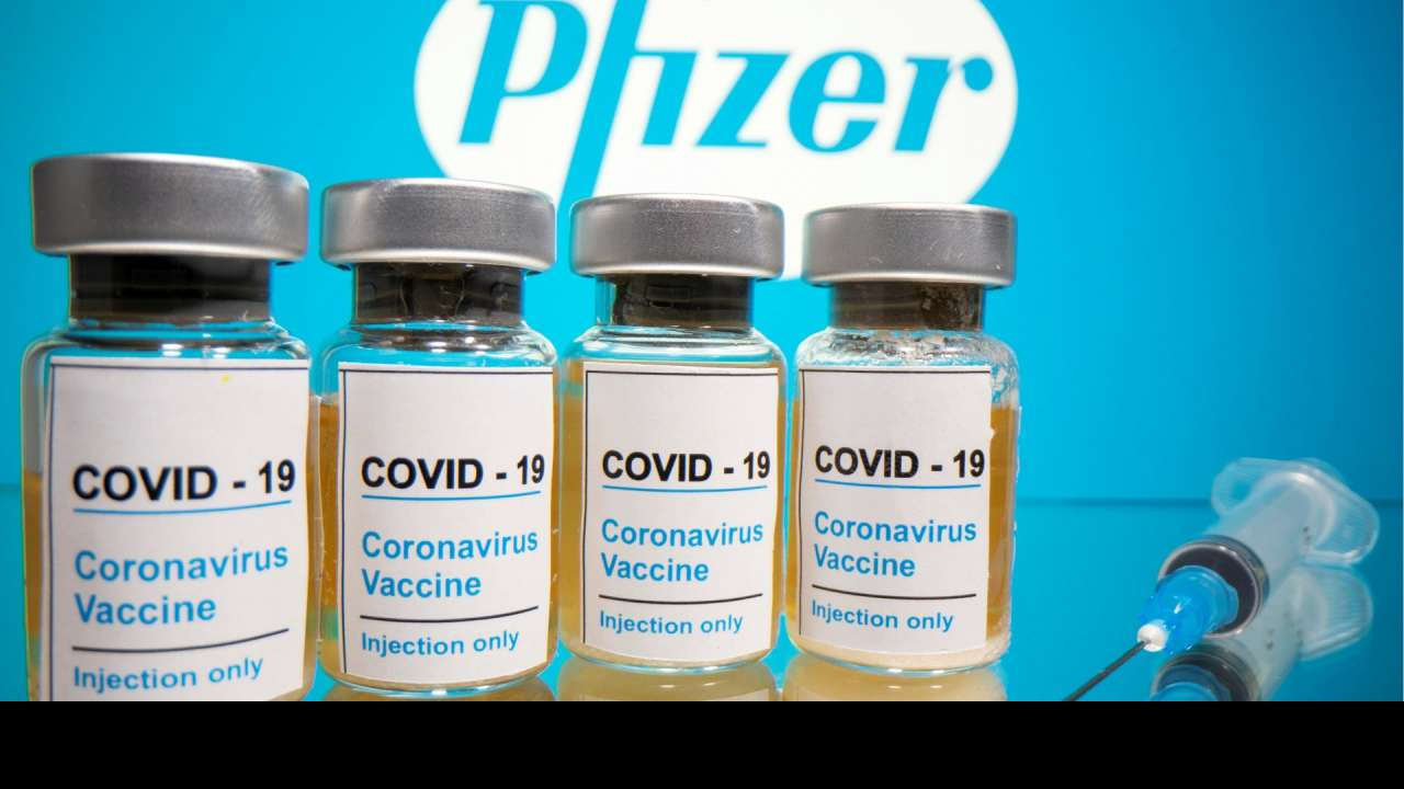 Pfizer vaccine appears effective against coronavirus variant found in Britain: Study