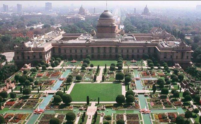 राष्ट्रपति भवन का मुगल गार्डन नहीं देखा तो क्या देखा...