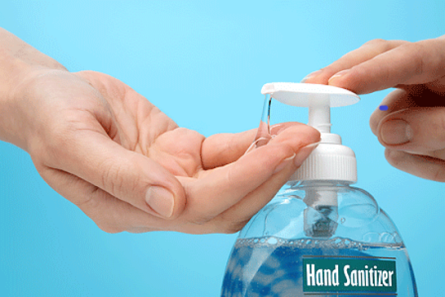 Want relief from dry hands after continuous use of Sanitisers? Follow these tips!