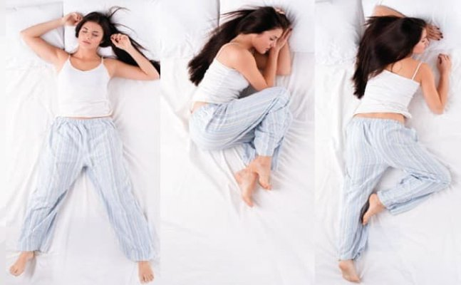 World Sleep Day: Here is what your sleeping posture tells about your nature