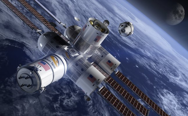 World`s first Space Hotel is for real! Touring starts 2021 onwards!