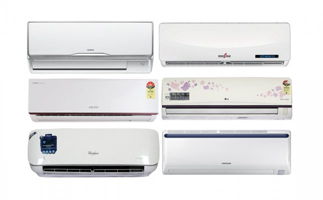 Top 5 Split ACs to Buy in India