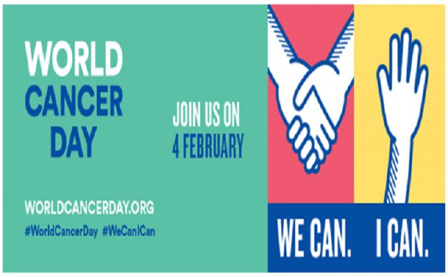 World Cancer Day 2018: We can, I can