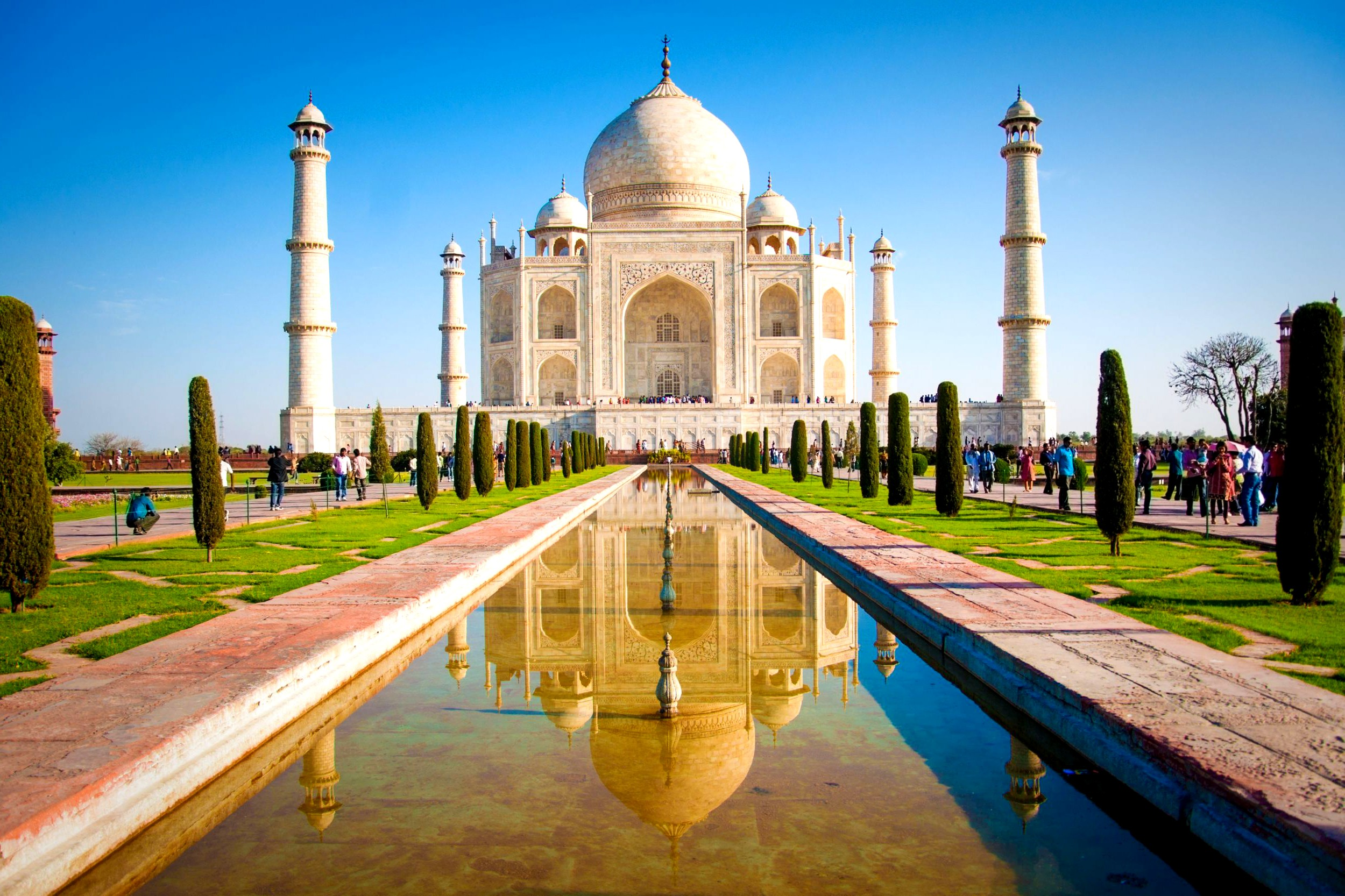 Taj Mahal and other monuments will remain closed until further notice
