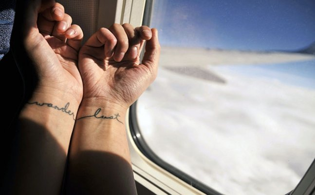 Let the travel bug sweep beneath your skin with these incredible tattoo ideas