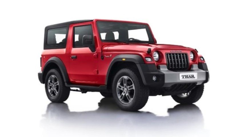 Price of Mahindra Thar to Increase by Rs 20,000-40,000