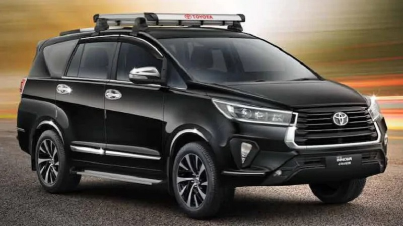 New Toyota Innova Crysta: Check out the accessory list