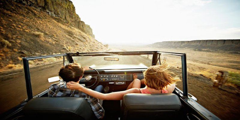 Bored in the Car? Fun Things You Can do to Enjoy Road Trips