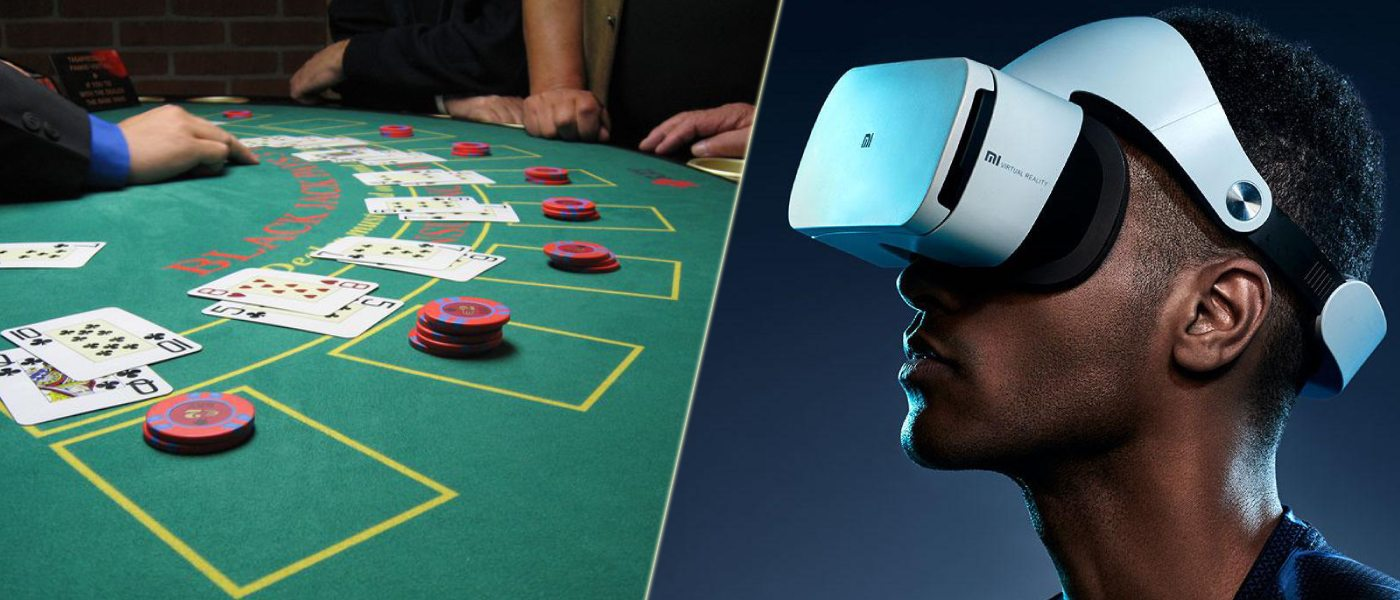 Will Virtual Reality Take Over the Online Casino Industry?
