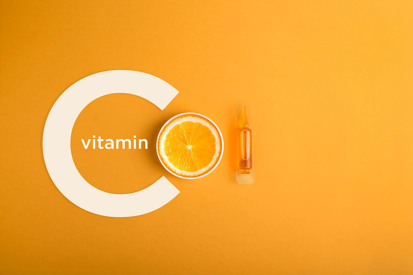 Why you need vitamin C this season to restore immunity
