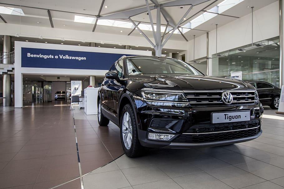 2021 Volkswagen Tiguan E-Hybrid Variant facelift revealed