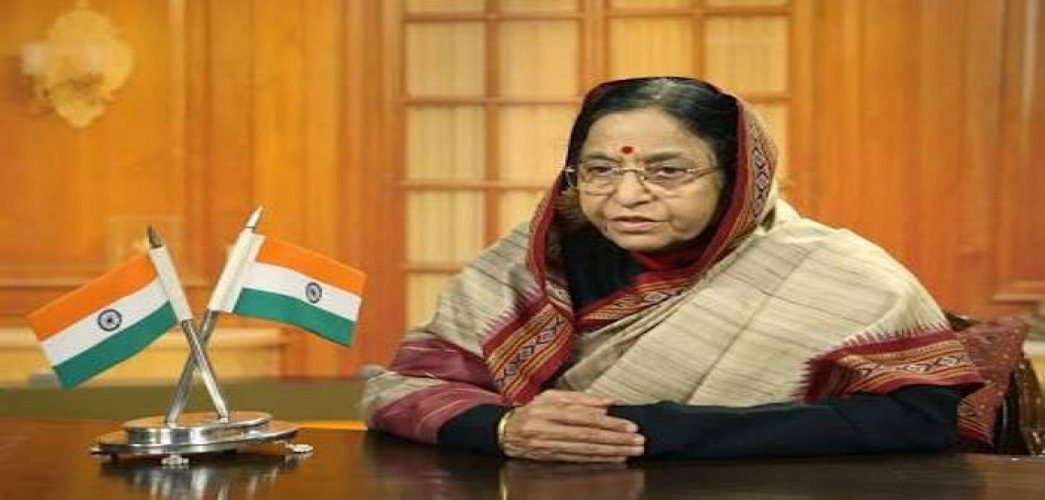 Pratibha Patil became the 1st woman and 12th President of India