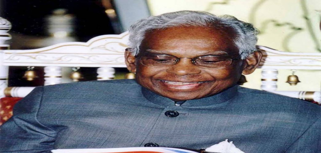 K. R. Narayanan was elected to the Presidency of India