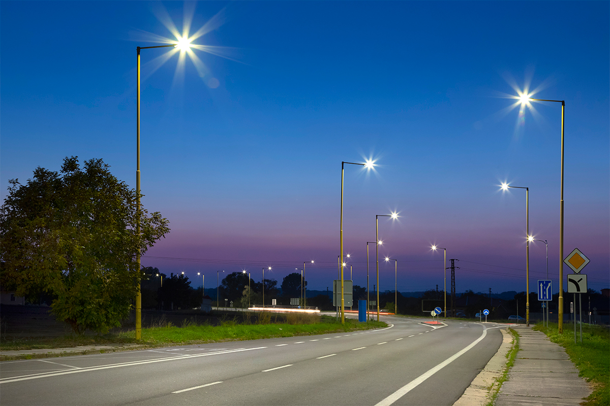 LED Blubs to replace 80,000 street lights