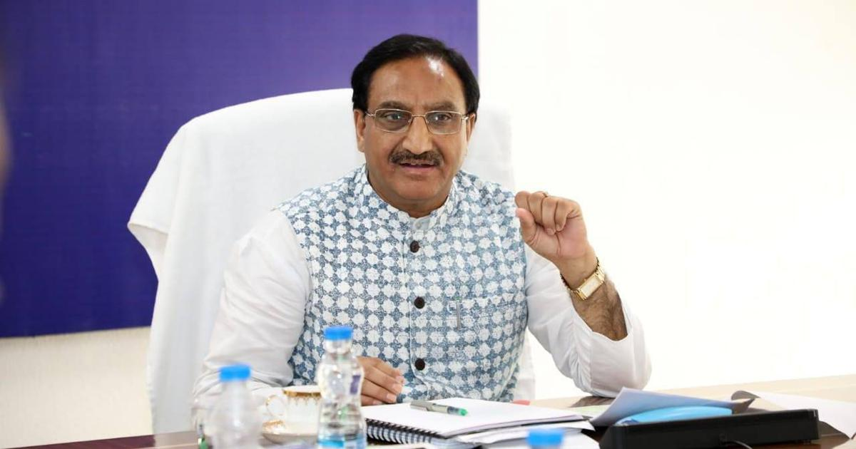 NEP : 100 top international universities would be invited to India for ''knowledge exchange'': Ramesh Pokhriyal