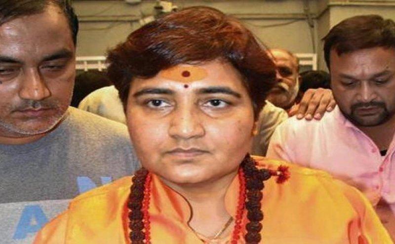 Sadhvi Pragya adopts silence, will not speak a word for 63 hrs