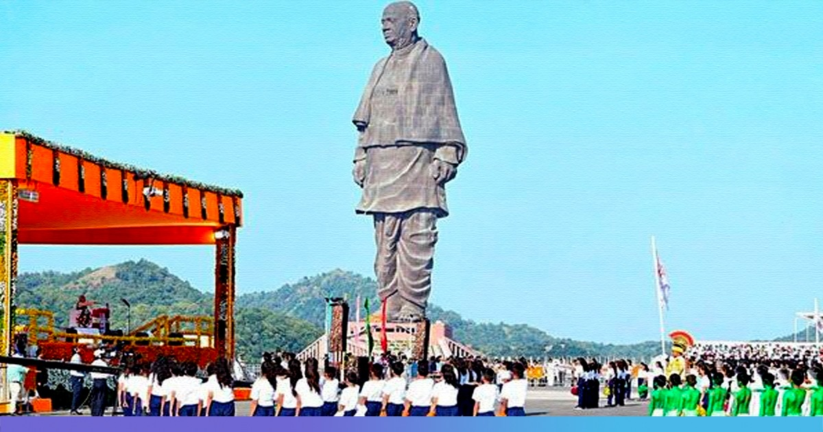 World's Tallest Statue of Unity to get divyang-friendly