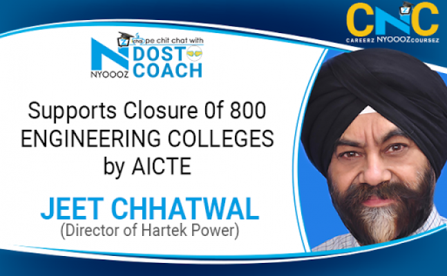 On Chai-Pe-Chit-Chat with Dost Coach Jeet Chhatwal explains EPC has opportunities from varied streams