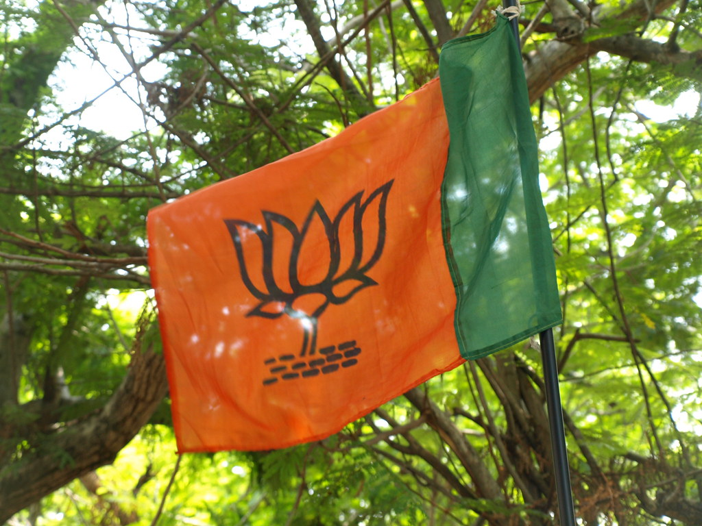 MC officials went on pen down strike against BJP leader who abused Commissioner's secretary