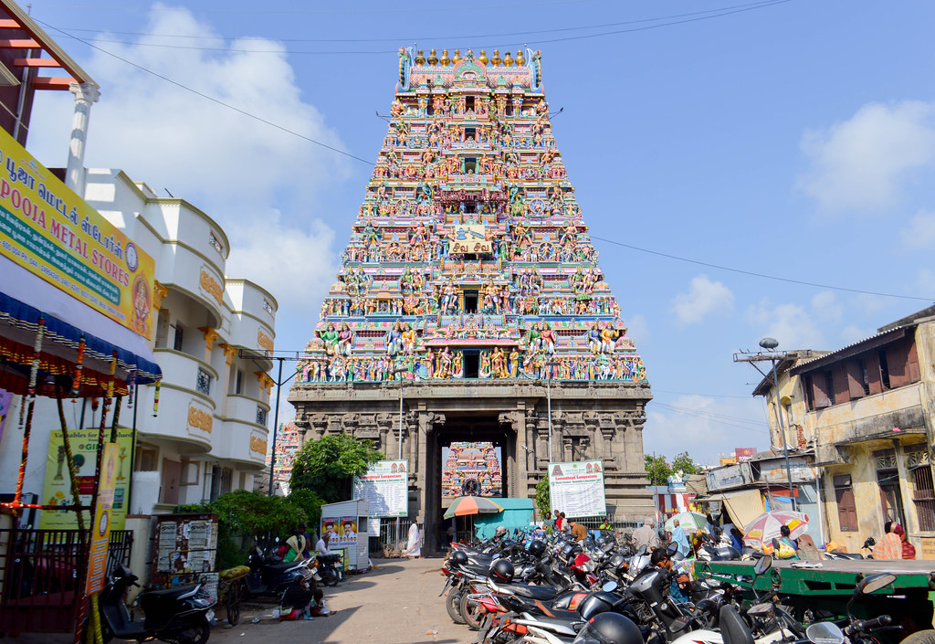 Second non-brahmin priest appointed in a temple in Tamil Nadu