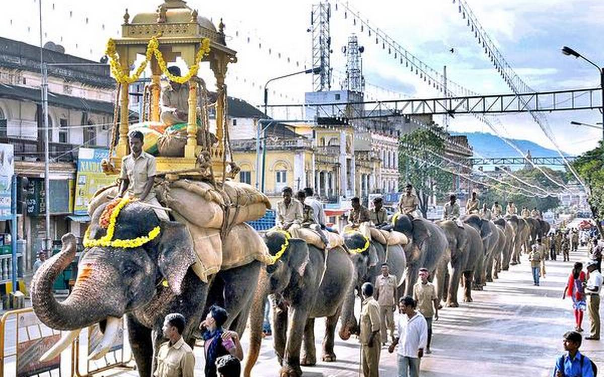 Dasara to be held virtually this year due to pandemic
