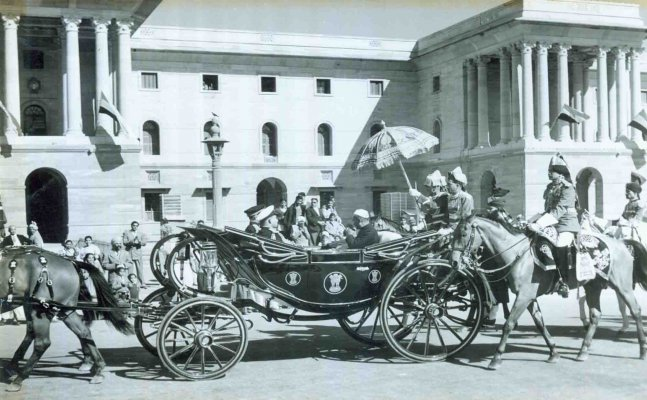 India-won-this-president-buggy-from-Pakistan-after-winning-the-toss-in-the-partition