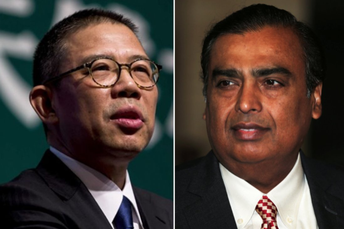 AGAIN! Reliance industries chairman Mukesh Ambani is the RICHEST Asian