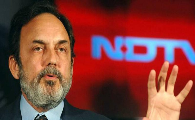 CBI files case against NDTV's Prannoy Roy for alleged violation of FDI norms