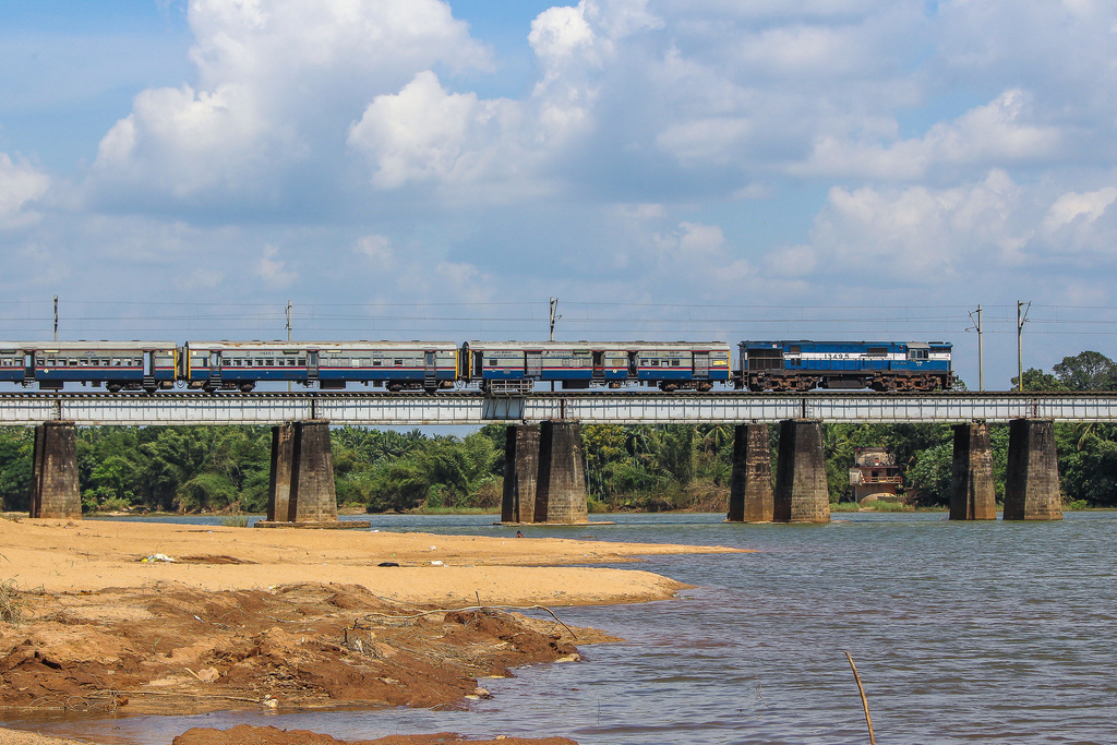 Avarampalayam Road is all set to open its rail over bridge in November