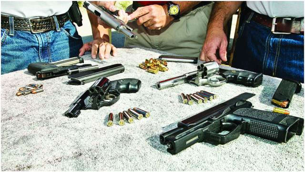 Fire Arms Smuggling Racket Busted By Odisha STF In Cuttack