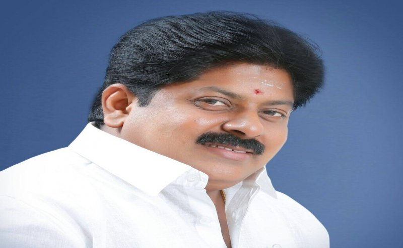 M. Manikandan, former AIADMK minister arrested for rape, forced abortion of Tamil actress