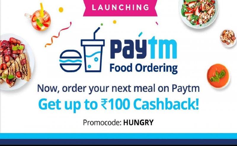 Paytm now lets you order food, medicines and shop online