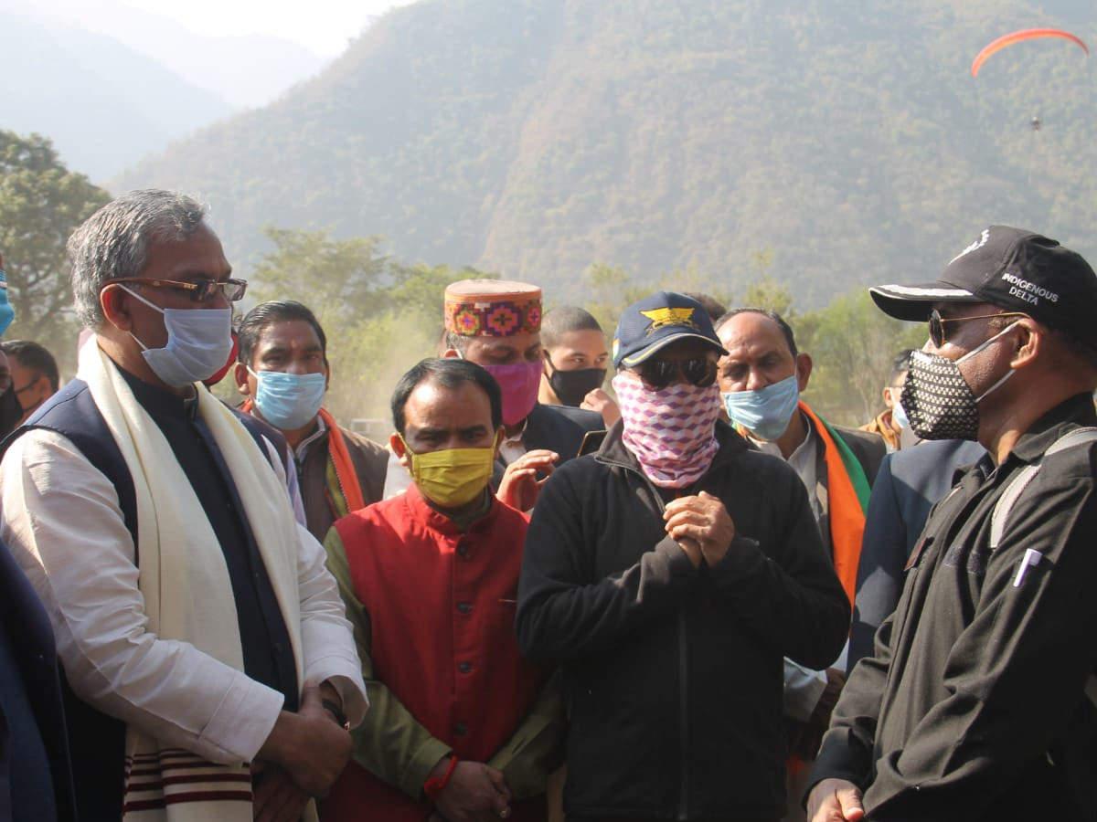 Nayyar Valley adventure fest explores hidden talents