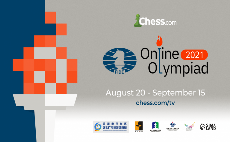 India register bright start in Online Chess Olympiad
